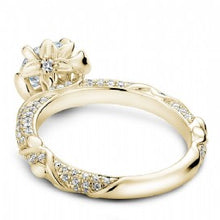 Shared Prong Engagement Ring B081-02YM