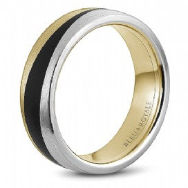 Men's Wedding Band RYL-051WY7
