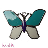 icklebits:Large Butterfly Pendant