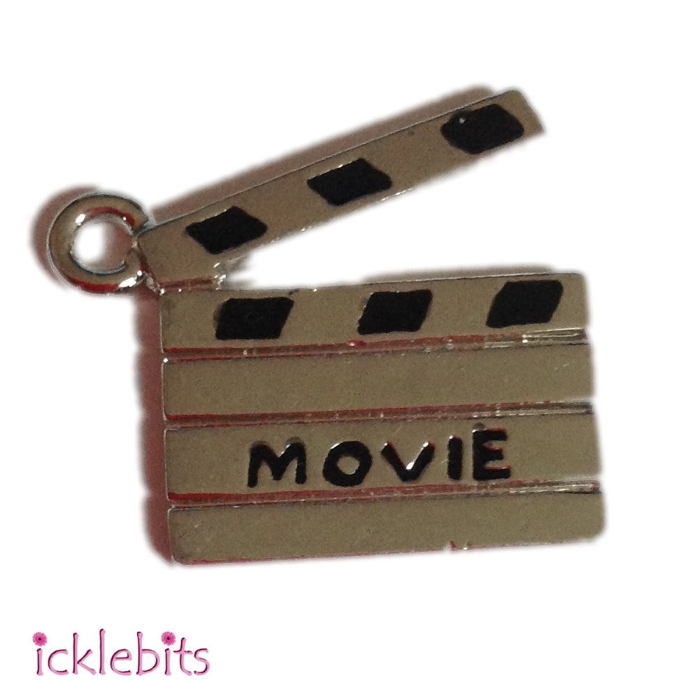 icklebits:Film Board Charm (Small Pendant) - Bag of 5