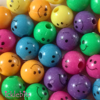 icklebits:Smiley Face Beads
