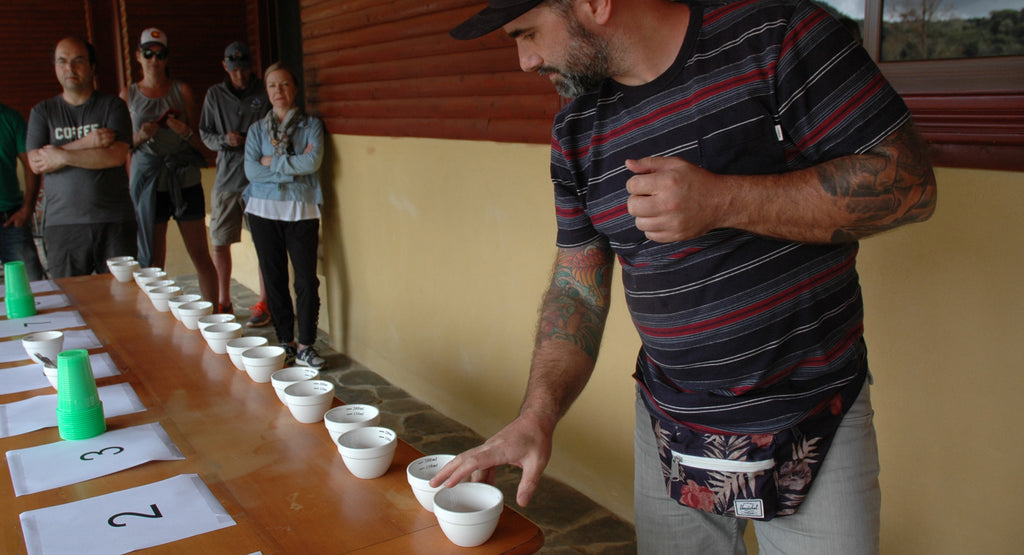 Julius Coffee - Cupping