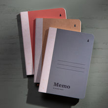 Memo Notebooks-3 Pack