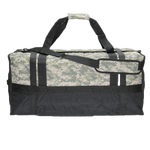 AWOL Square Cargo Bag, Smell Proof (Camo)