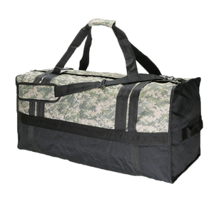 smell proof camo cargo bag large duffle