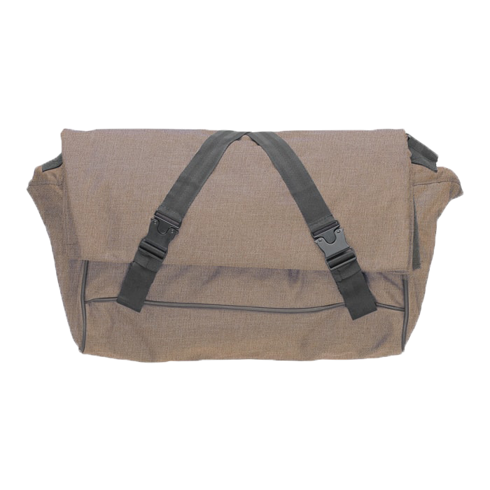 Stylish, smell proof messenger bag