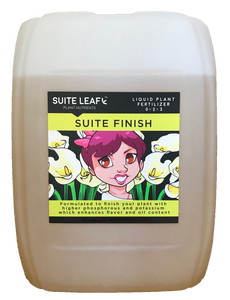 Suite Finish Hydroponic Terpene Booster, 1 quart