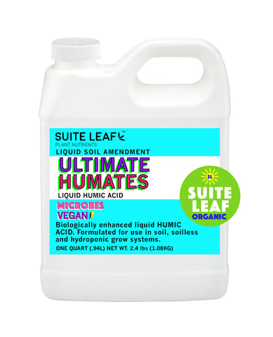 Ultimate Humates Organic Liquid Amendment