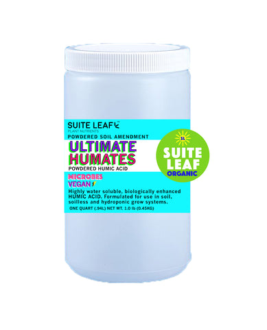 Ultimate Humates Organic Powdered Amendment
