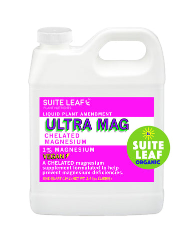 Ultra Mag 1% Mg Organic Plant Amendment