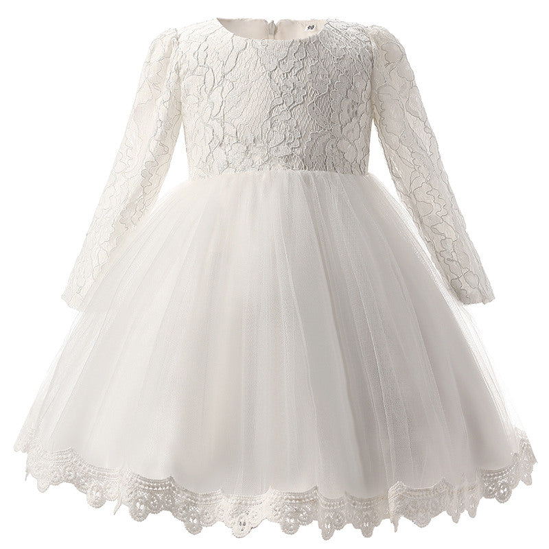 ... Beautiful White Christening Baby Dress ...