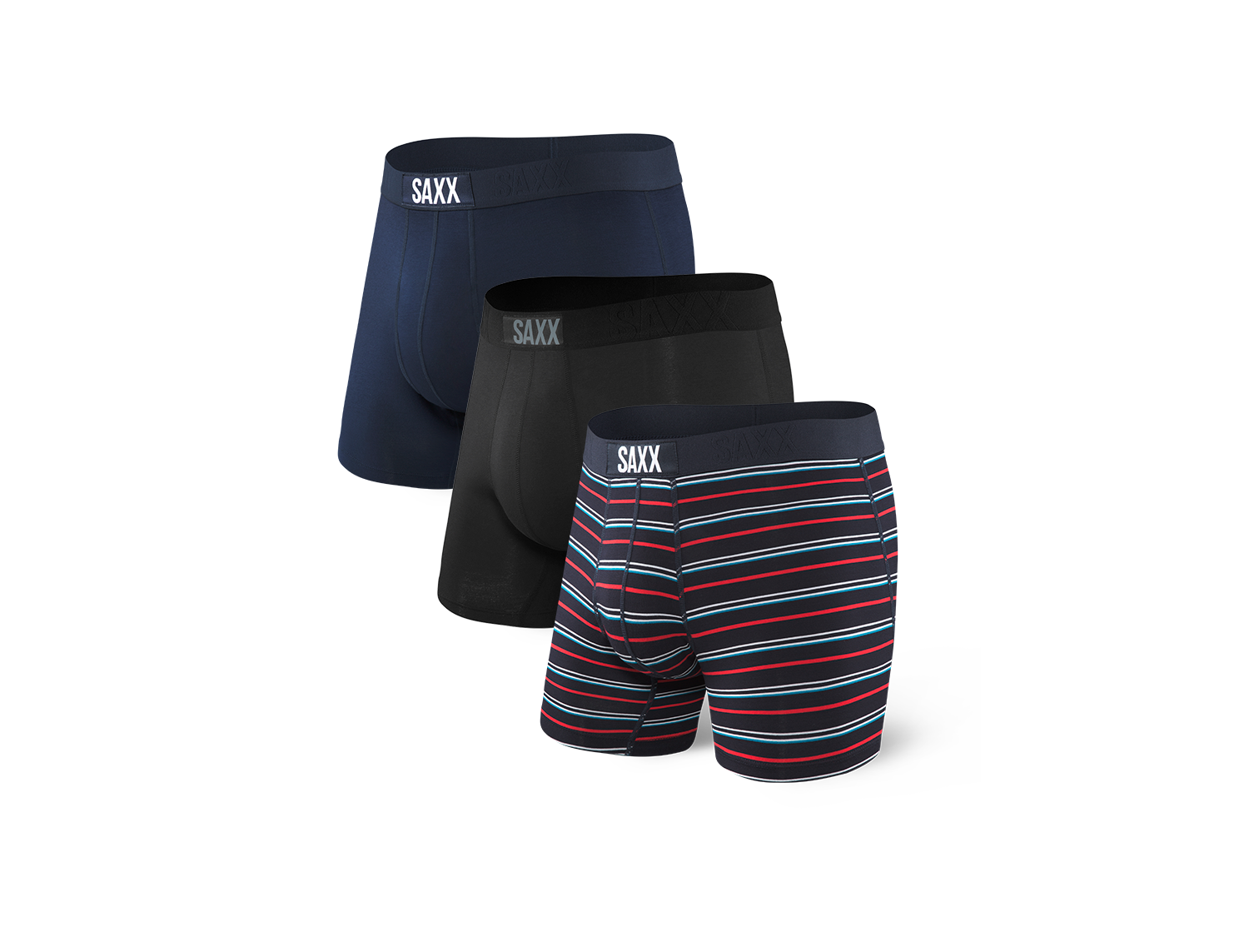 Vibe 3-Pack Boxer Brief