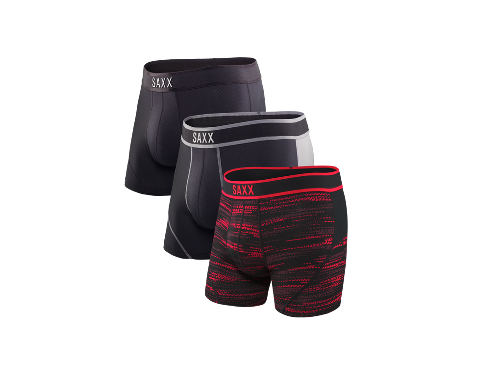 Kinetic 3-Pack Boxer Brief