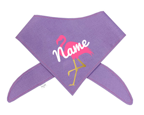 Flock Yeah Flamingo Custom Bandana | Color Options Available