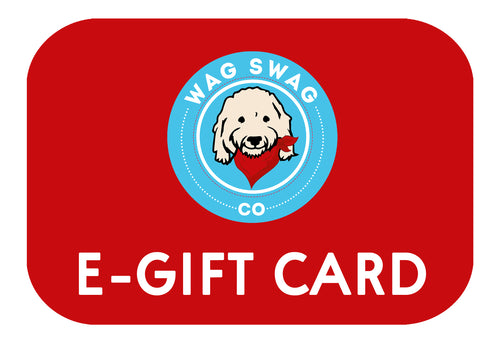 Wag Swag Co Gift Card