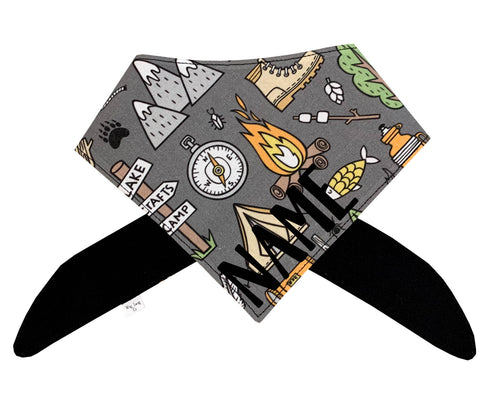 Camping Woodlands Bandana