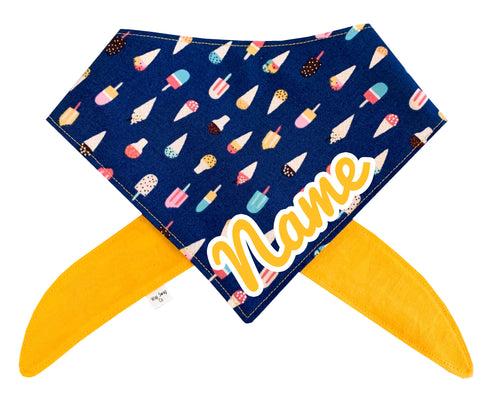 Scoop, there it is! Ice Cream Bandana