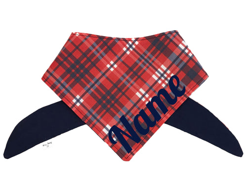 American Plaid Bandana *CLEARANCE*
