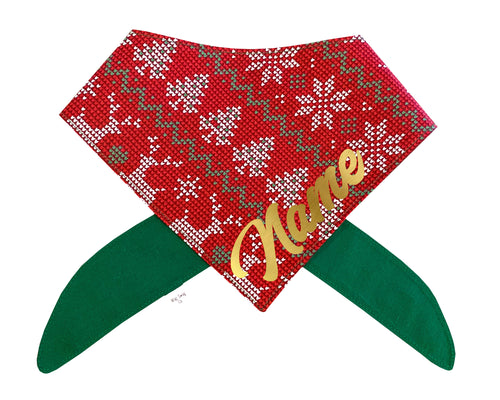 Ugly Sweater Bandana