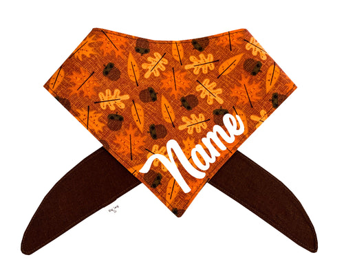 Fall Leaves Bandana
