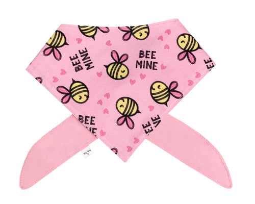 Bee Mine Bandana (No Personalization)