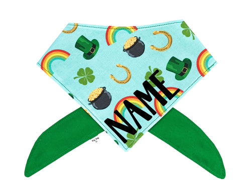 Irish Luck Bandana