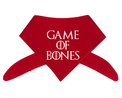 Game of Bones Bandana - Color Options Avail. (No Personalization) | Game Of Thrones