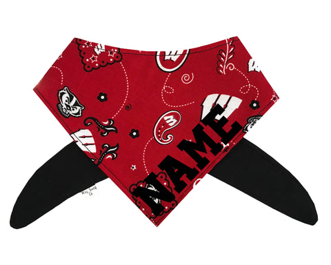 Patriots Football Bandana