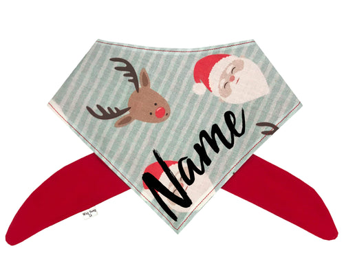 Santa Claus Is Coming To Town Bandana *CLEARANCE*