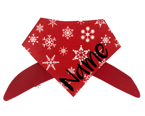 Let It Snow Bandana *CLEARANCE*