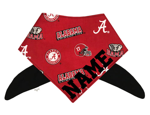 Alabama Crimson Tide Football Bandana