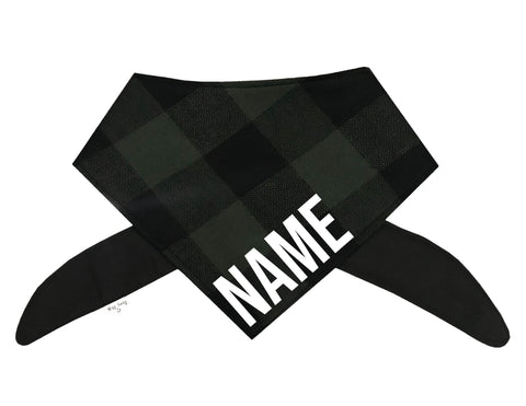 Picnic Plaid Bandana