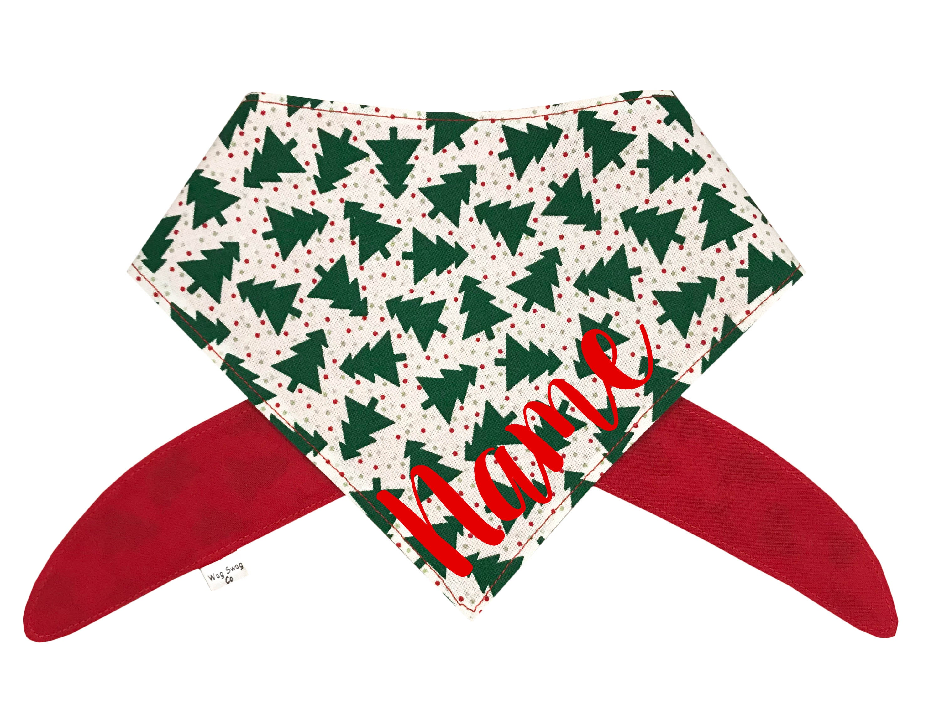 Rockin' Around The Christmas Tree Bandana