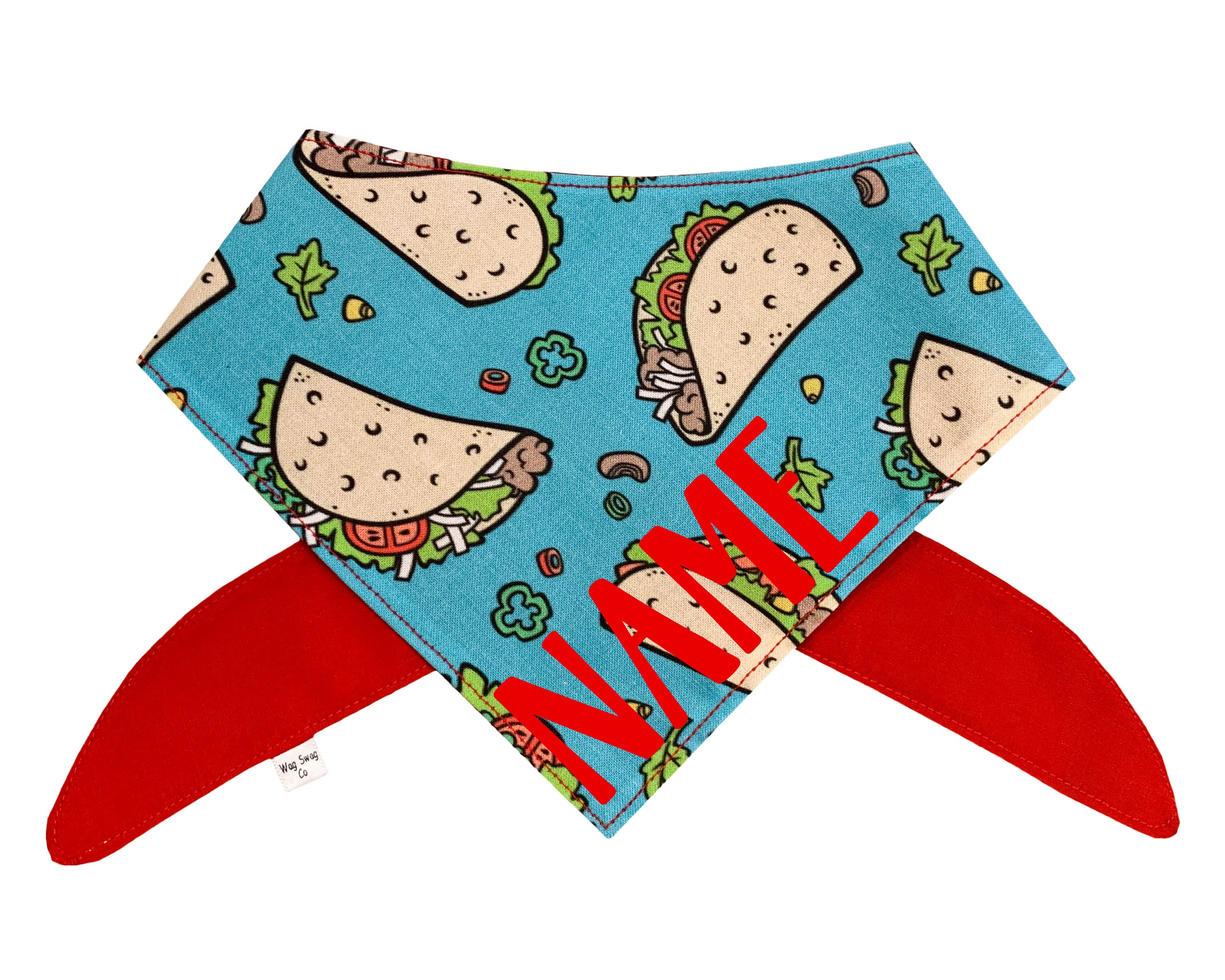 Let's Taco 'Bout It Bandana