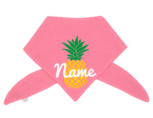 Pineapple Custom Bandana | Color Options Available