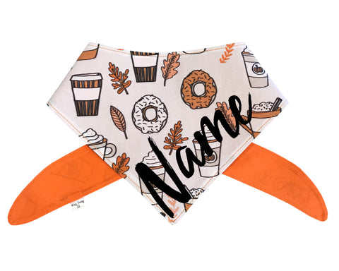 Pumpkin Patch Bandana