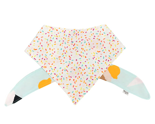 Sprinkles and Ice Cream Bandana