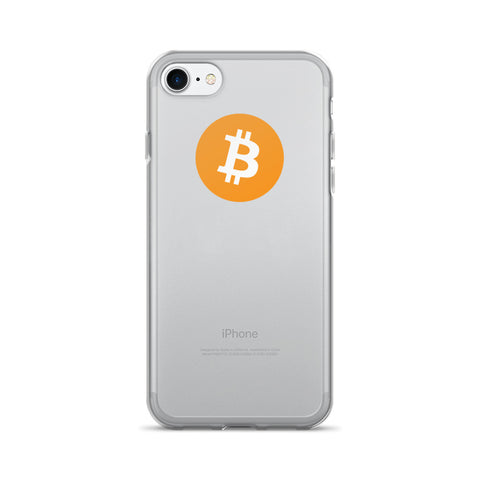 BITCOIN iPhone 7/7 Plus Case
