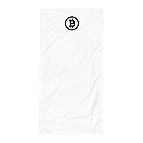 BITCOIN TOWEL
