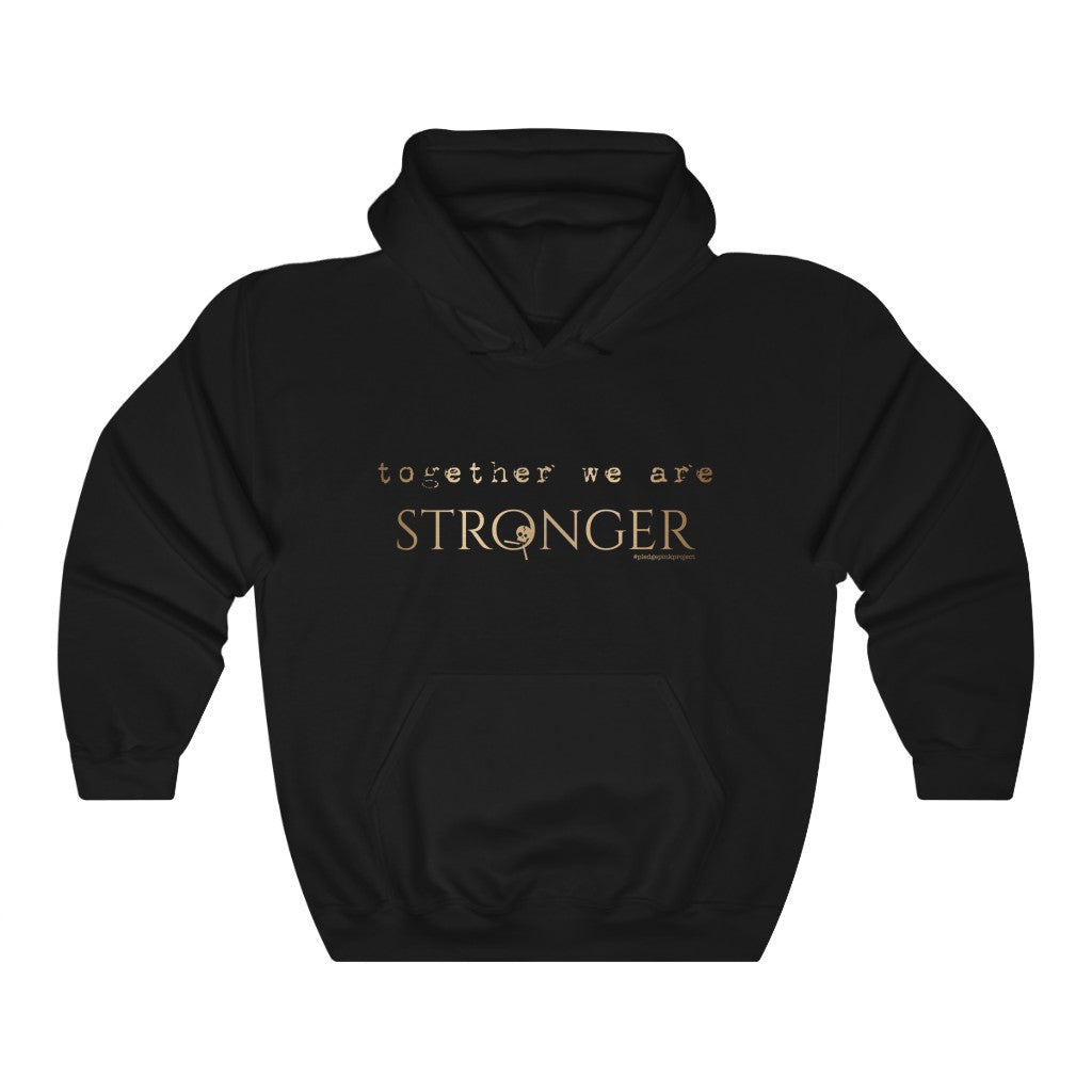 STRONGER • Heavy Blend™ Hooded Sweatshirt