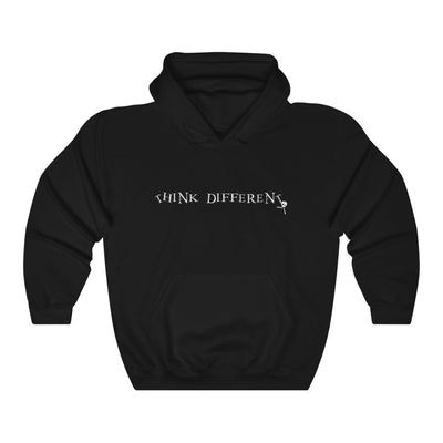 THINK DIFFERENT • Heavy Blend™ Hooded Sweatshirt
