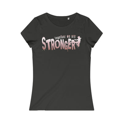 STRONGER [ in ] PINK • Organic Tee