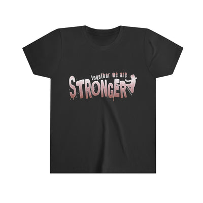 STRONGER [ in ] PINK • Short Sleeve Tee