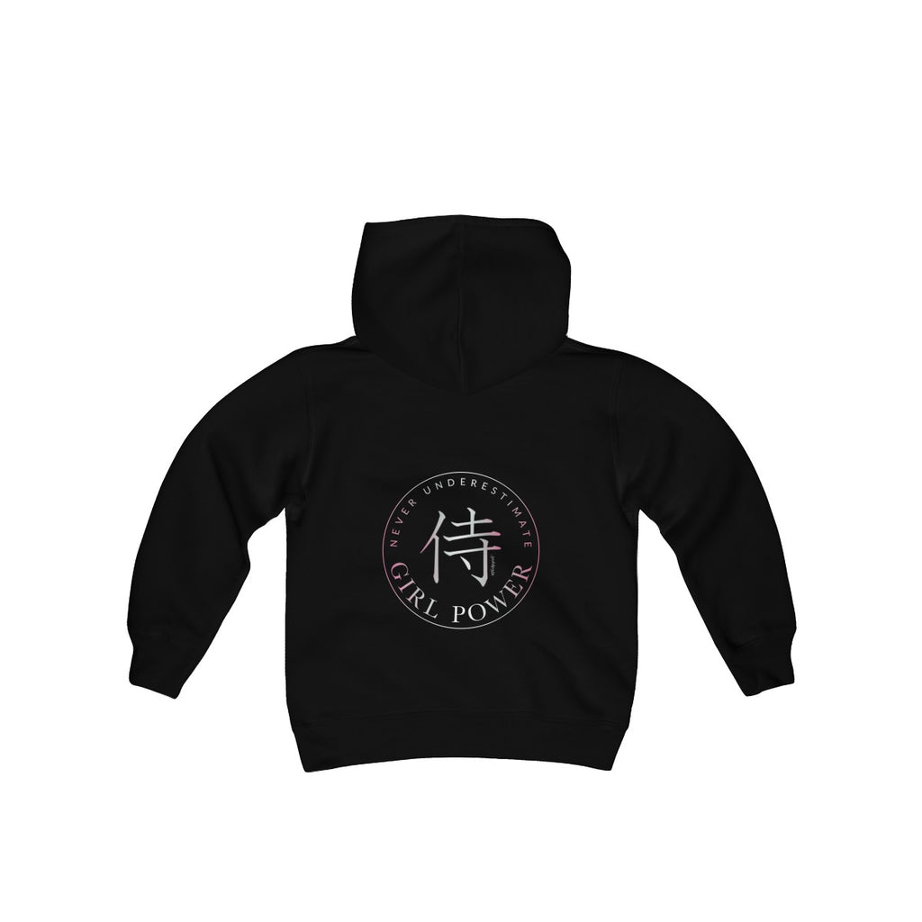 GIRL POWER! • Hooded Sweatshirt