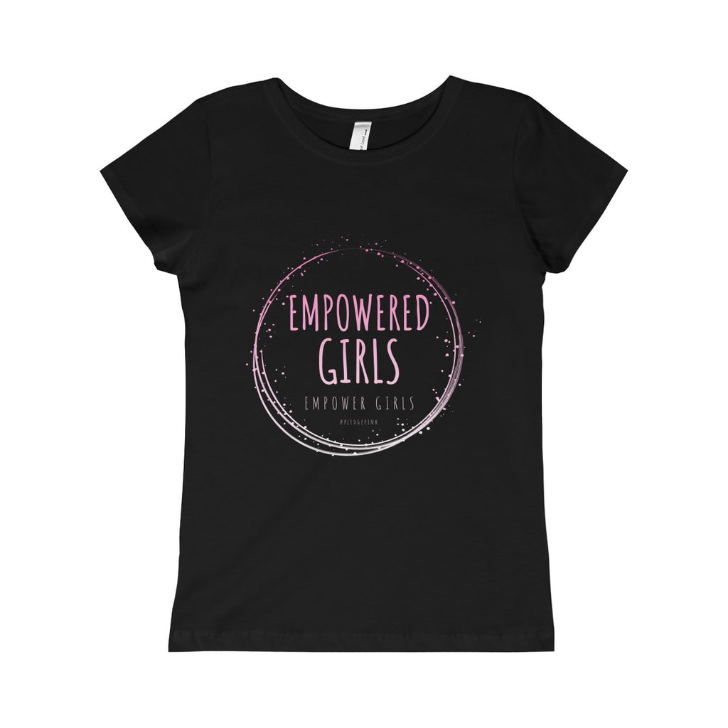 Empowered Girls: Warrior-Princess Tee