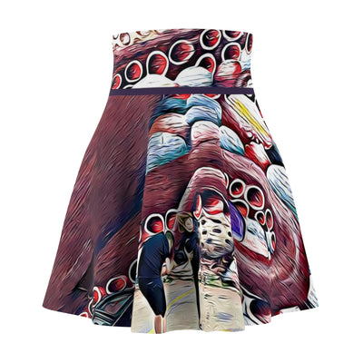 FORCE OF NATURE! Skater Skirt
