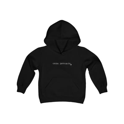 THINK DIFFERENT • Heavy Blend Hooded Sweatshirt