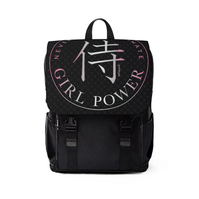 GIRL POWER • Casual Shoulder Backpack