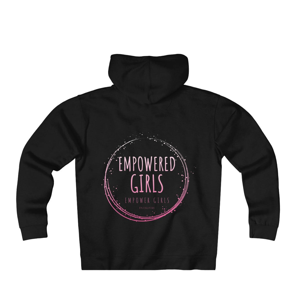 EMPOWERED GIRLS • Zip Hoodie