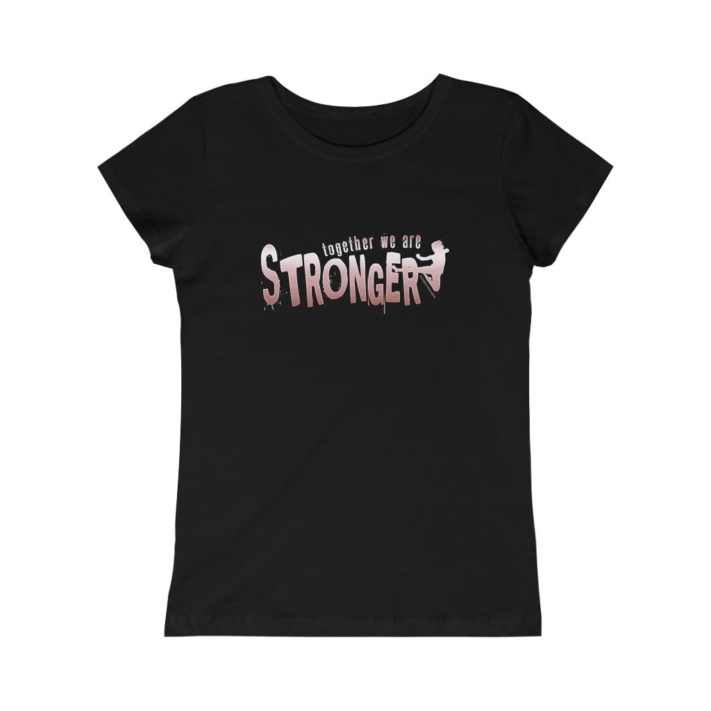 STRONGER [ in ] PINK • Warrior Princess Tee